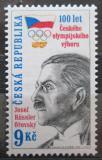 Poštovní známka Česká republika 1999 Olympijský výbor, 100. výročí Mi# 214