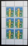 Poštovní známky Česká republika 2000 Evropa CEPT Mi# 256 Bogen