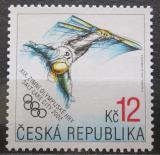 Poštovní známka Česká republika 2002 ZOH Salt Lake City Mi# 313