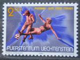 Poštovní známka Lichtenštejnsko 1990 MS ve fotbale Mi# 987 Kat 3.50€