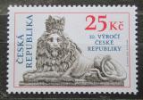 Poštovní známka Česká republika 2003 Vznik republiky, 10. výročí Mi# 345