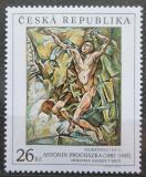 Poštovní známka Česká republika 2004 Umění, Antonin Procházka Mi# 390