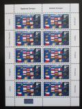 Poštovní známky Česká republika 2004 Deset nových členů Evropské unie Mi# 394