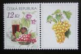 Poštovní známka Česká republika 2006 Zátiší s vínem Mi# 462