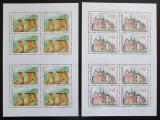 Poštovní známky Česká republika 2006 Krásy naší vlasti Mi# 469-70 Bogen
