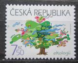 Poštovní známka Česká republika 2006 Ekologie Mi# 488