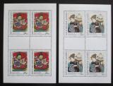 Poštovní známky Česká republika 2007 Asijské umění Mi# 502-03 Bogen