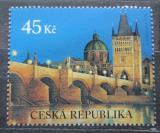 Poštovní známka Česká republika 2007 Karlův most Mi# 518