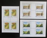 Poštovní známky Česká republika 2007 Umění Mi# 532-34 Bogen