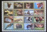 Poštovní známky Adžmán 1973 Africká fauna Mi# 2829-44