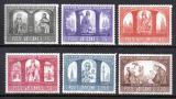 Poštovní známky Vatikán 1966 Christianizace Polska, 1000. výročí Mi# 502-07