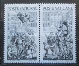 Poštovní známky Vatikán 1977 Návrat papeže z Avignonu do Říma Mi# 701-02