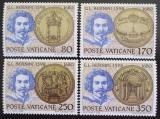 Poštovní známky Vatikán 1980 Gian Lorenzo Bernini Mi# 771-74