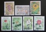 Poštovní známky Kyrgyzstán 1994 Flóra Mi# 30-35