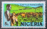 Poštovní známka Nigérie 1973 Stádo skotu Mi# 276 I Y b