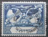 Poštovní známka Nigérie 1949 UPU, 75. výročí Mi# 67