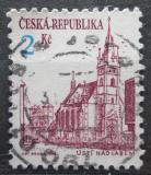 Poštovní známka Česká republika 1993 Ústí nad Labem Mi# 13