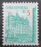 Poštovní známka Česká republika 1993 Plzeň Mi# 15