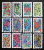 Poštovní známky Francie 2016 Květiny Mi# 6500-11 Kat 21.50€