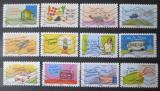 Poštovní známky Francie 2014 Ochrana životního prostředí Mi# 5804-15 Kat 16.80€