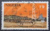 Poštovní známka Nigérie 1971 Rádiová stanice v Lanlate Mi# 257
