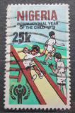 Poštovní známka Nigérie 1979 Mezinárodní rok dětí Mi# 361