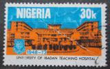 Poštovní známka Nigérie 1973 Univerzita Ibadan, 25. výročí Mi# 299