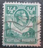 Poštovní známka Severní Rhodesie, Zambie 1938 Král Jiří VI. Mi# 25