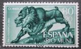 Poštovní známka Rio Muni 1961 Mandril rýholící Mi# 20