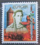Poštovní známka Lotyšsko 1997 Evropa CEPT Mi# 453