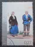 Poštovní známka Slovinsko 2012 Lidové kroje Mi# 944