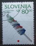 Poštovní známka Slovinsko 1997 Velikonoční dekorace Mi# 177