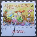 Poštovní známka Slovinsko 2010 Evropa CEPT, dětské knihy Mi# 852