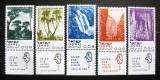 Poštovní známky Izrael 1970 Přírodní zajímavosti Mi# 456-60