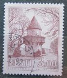 Poštovní známka Estonsko 1994 Věž v Kiiu Mi# 224