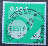Poštovní známka Estonsko 2015 Poštovní roh Mi# 840