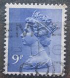 Poštovní známka Velká Británie 1976 Královna Alžběta II. Mi# 696
