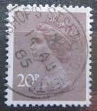 Poštovní známka Velká Británie 1976 Královna Alžběta II. Mi# 701