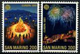 Poštovní známky San Marino 1981 Evropa CEPT Mi# 1225-26