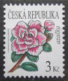 Poštovní známka Česká republika 2008 Azalka Mi# 553
