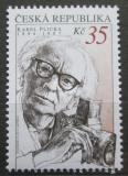 Poštovní známka Česká republika 2008 Karel Plicka, fotograf Mi# 574