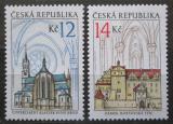 Poštovní známky Česká republika 2009 Krásy naší vlasti Mi# 596-97
