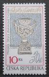Poštovní známka Česká republika 2010 Tradice české známkové tvorby Mi# 618