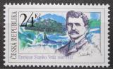 Poštovní známka Česká republika 2010 Enrique Stanko Vráz, cestovatel Mi# 626
