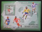 Poštovní známka Svatý Tomáš 2006 MS ve fotbale Mi# Block 536 Kat 12€