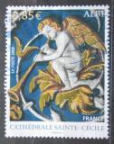 Poštovní známka Francie 2009 Náboženské umění Mi# 4595