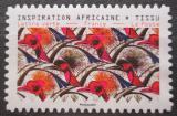 Poštovní známka Francie 2019 Africká inspirace Mi# N/N