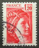 Poštovní známka Francie 1978 Sabinka Mi# 2106