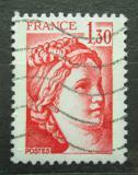 Poštovní známka Francie 1979 Sabinka Mi# 2172