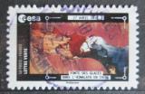 Poštovní známka Francie 2018 Satelitní snímek ledovců v Himalájích Mi# 7027